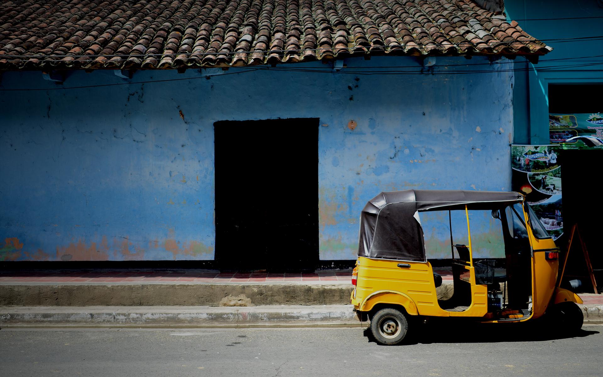 Nicaragua Raffle