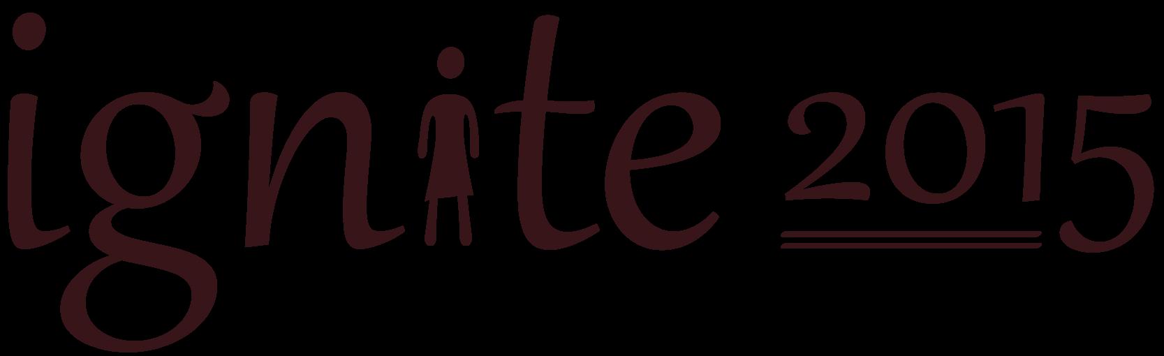 Ignite 2015 Logo
